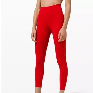 """Fast and Free High-Rise Tight 25"""" size 2"""